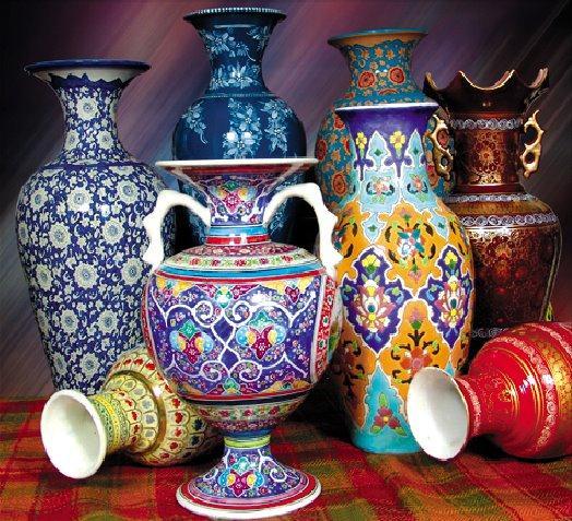هنر سفالگری در مازندران