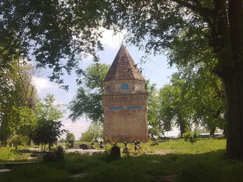 برج آرامگاهی سید محمد زرین نوایی