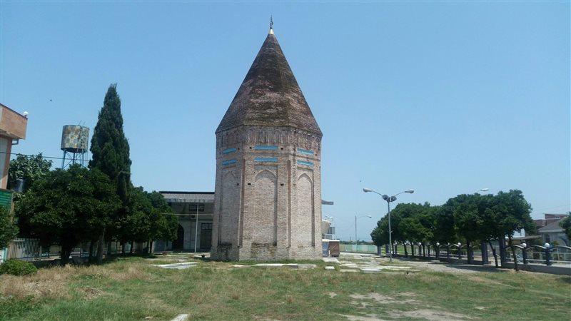 شاهکار مذهبی تاریخی امامزاده سلطان محمد طاهر