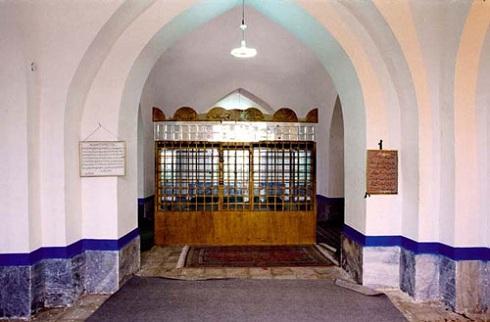 امامزاده محمد (ع) سیمرغ