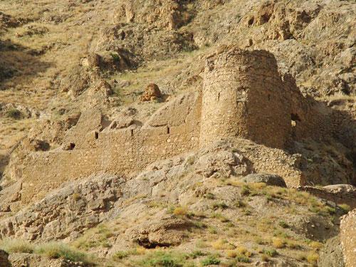 قلعه پولاد بلده (قلعه نور)
