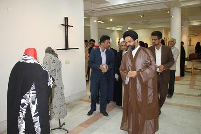 افتتاح نمایشگاه مد و لباس اسلامی در محمودآباد