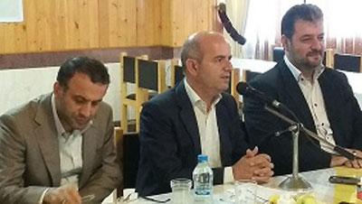 نشست خبرنگاران با نماینده نور و محمودآباد برگزار شد