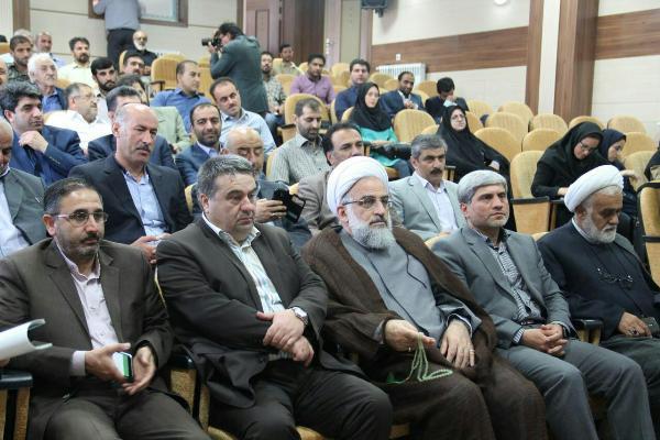 آیین روز خبرنگار در چالوس برگزار شد