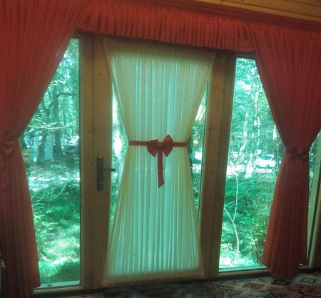 اقامت در جنگل بکر سوادکوه