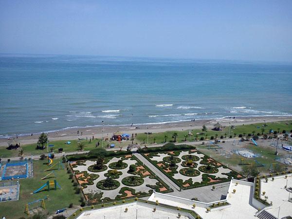 شهرستان محمودآباد نزدیکترین شهرستان ساحلی به پایتخت کشور