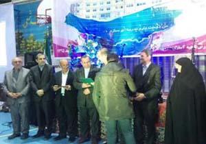 قدردانی از خیران مدرسه ساز در مازندران