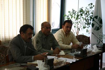 برگزاری جلسه هماهنگی ششمین جشنواره فیلم سبز در مازندران