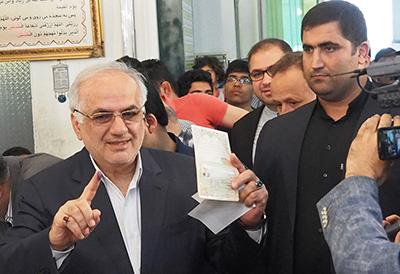 تقدير استاندار مازندران از حماسه بزرگ مردم مازندران در انتخابات