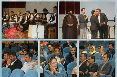 همایش بزرگ تئاتر در شهرستان نور برگزار شد
