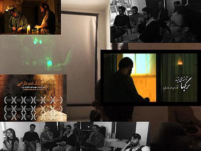پاتوق فیلم کوتاه سینمای آینده در چالوس برگزار شد